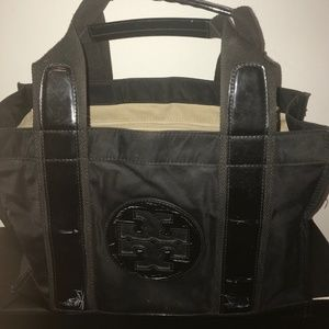 Nylon Mini Tory Burch Tote